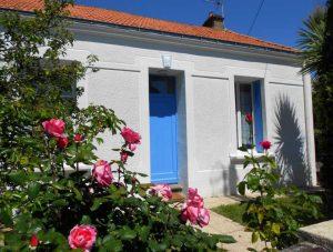 Maison de vacances Volets Bleus