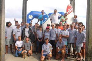 Longboard Revival remise des prix aux sables d'Olonne